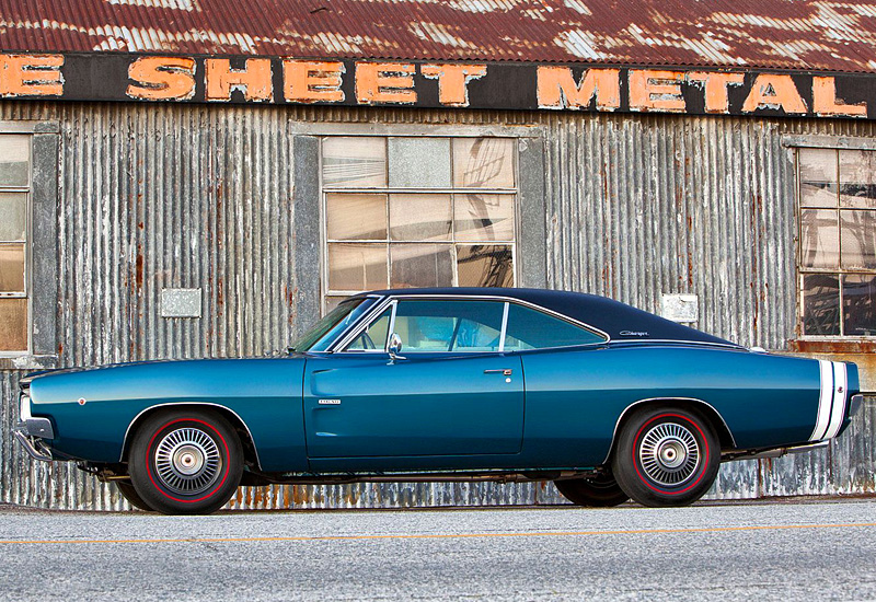 1968 Dodge Charger R/T 426 Hemi