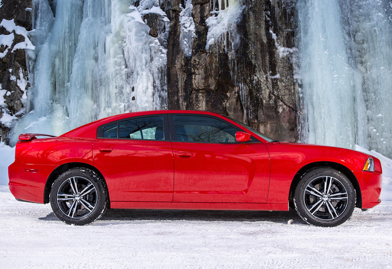 2013 Dodge Charger AWD Sport