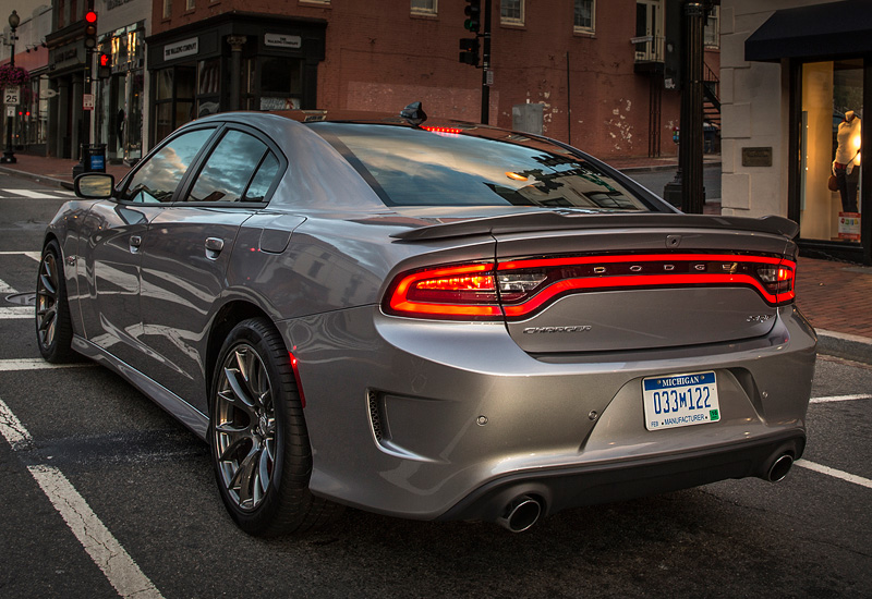 2015 Dodge Charger SRT 392