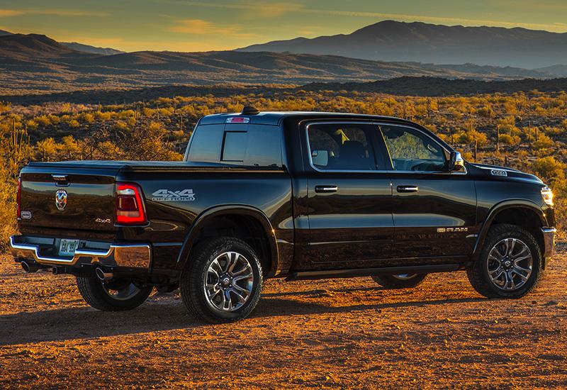 2019 Dodge Ram 1500 Laramie Longhorn Crew Cab Specs