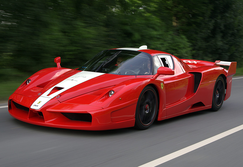 2008 Ferrari Fxx Edo Competition Price And Specifications