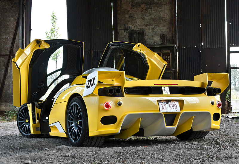 2012 Ferrari Enzo ZXX Edo Competition ZR Exotics