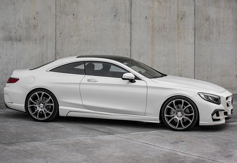 2016 Mercedes Benz S63 Amg Coupe Fab Design Ethon Specifications Photo Price Information Rating