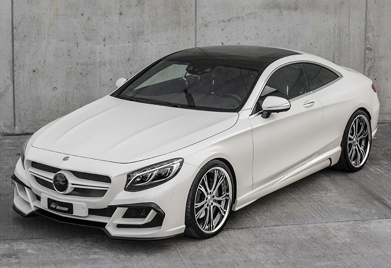 2016 Mercedes Benz S63 Amg Coupe Fab Design Ethon