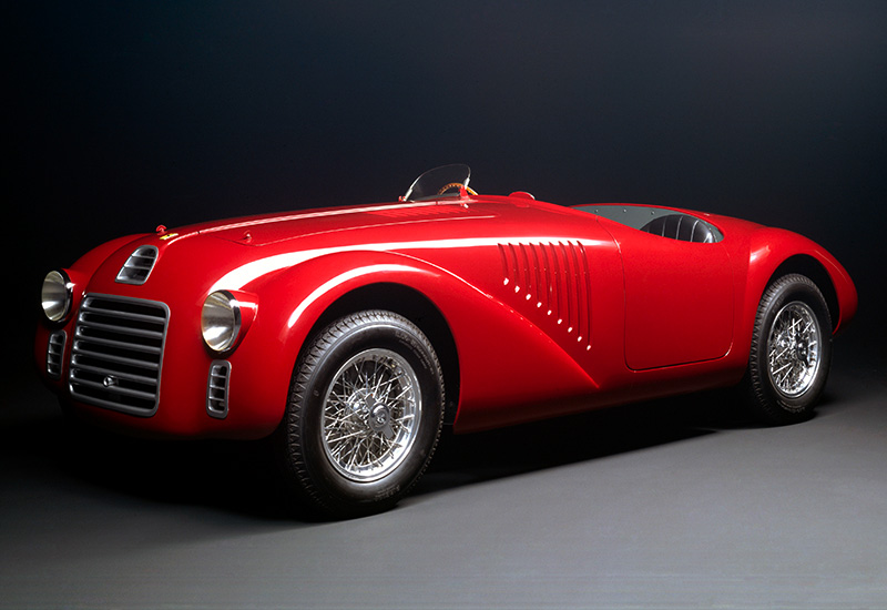 1947 Ferrari 125s Price And Specifications