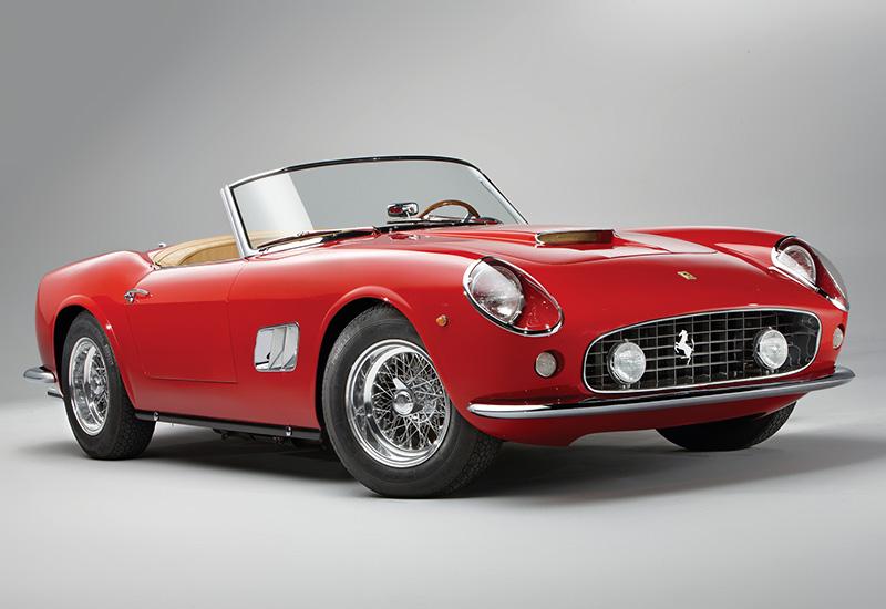 1960 Ferrari 250 Gt Swb California Price And Specifications