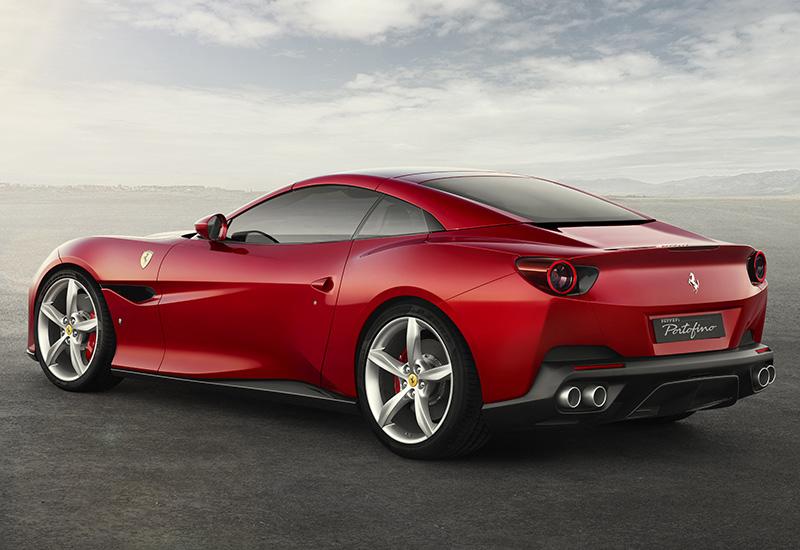 2018 Ferrari Portofino - price and specifications