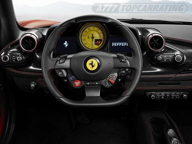 2019 Ferrari F8 Tributo Price And Specifications