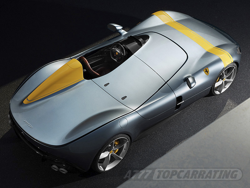 2019 Ferrari Monza Sp1 Price And Specifications