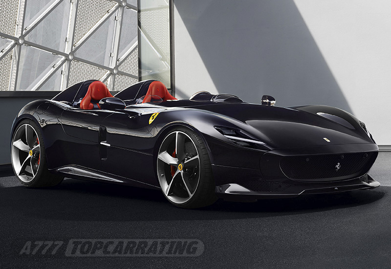 2019 Ferrari Monza Sp2 Price And Specifications