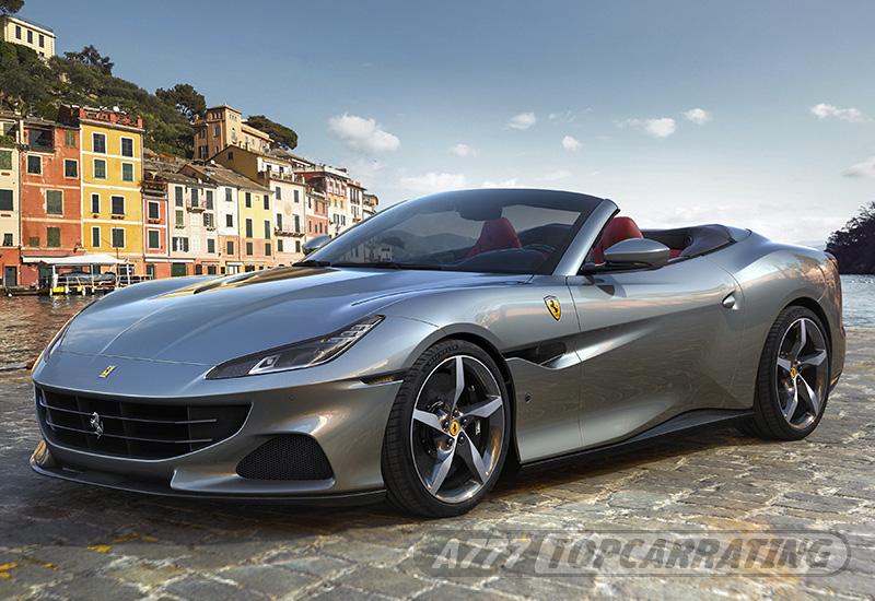 2020 Ferrari Portofino M Price And Specifications