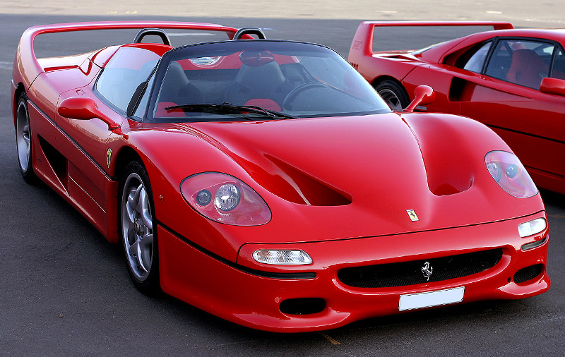 1995 Ferrari F50 Price And Specifications