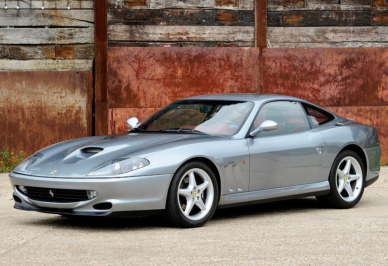 1996 Ferrari 550 Maranello Price And Specifications