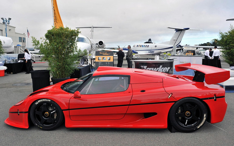 1996 Ferrari F50 Gt Price And Specifications