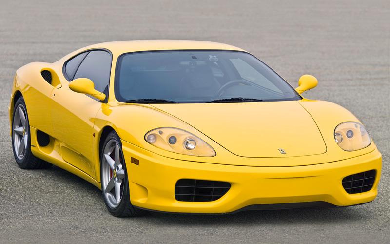 1999 Ferrari 360 Modena Price And Specifications