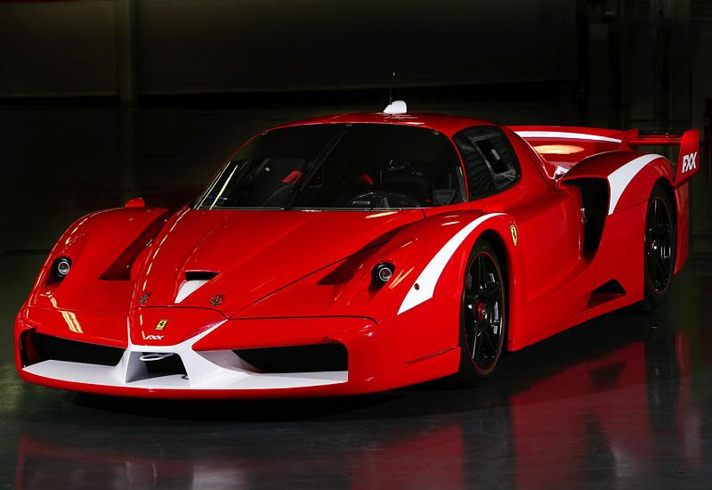 2008 Ferrari Fxx Evoluzione Price And Specifications