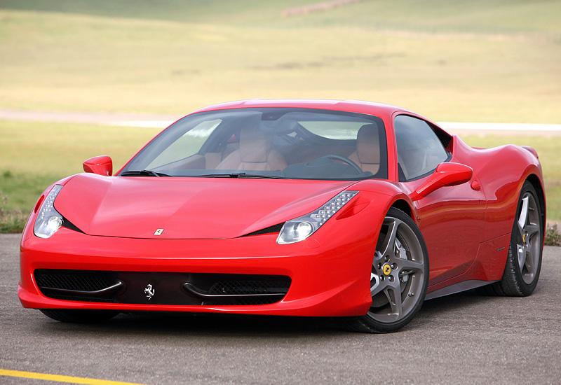 2010 Ferrari 458 Italia Price And Specifications