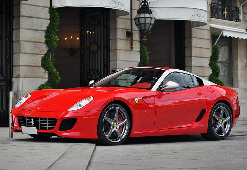 2010 Ferrari 599 Sa Aperta Price And Specifications