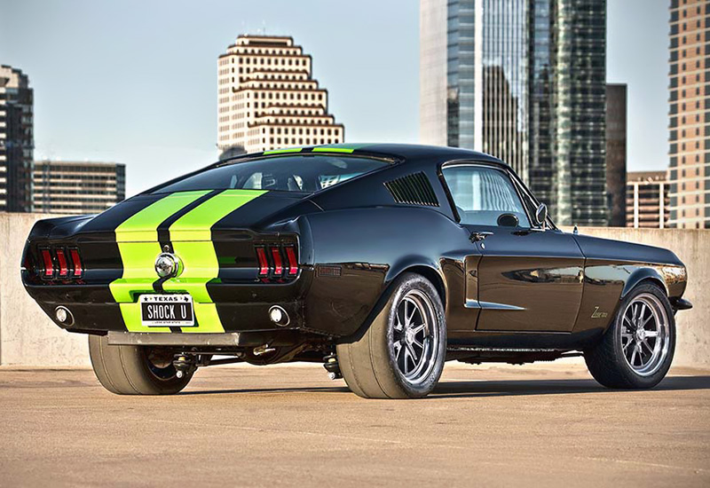2015 Ford Mustang Zombie 222 Bloodshed Motors