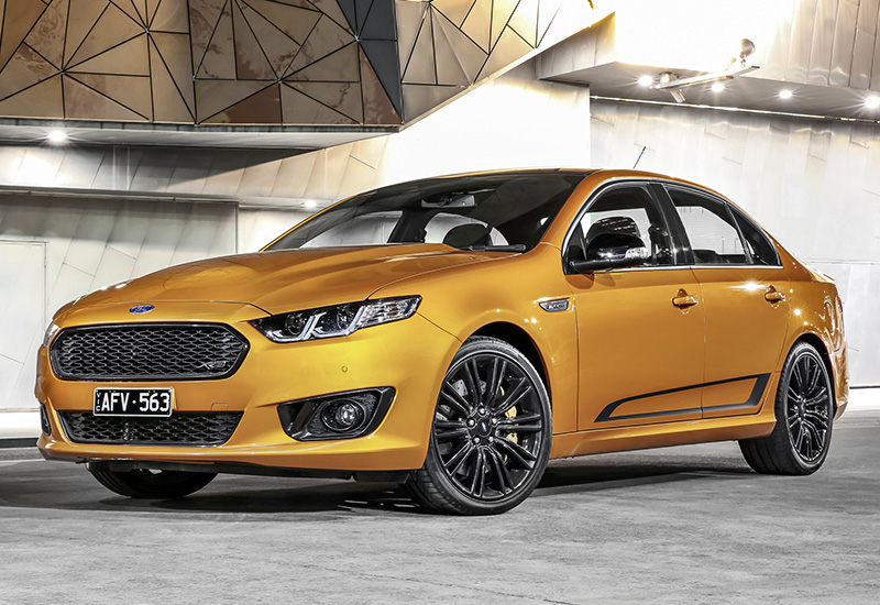 2016 Ford Falcon Xr8 Sprint Specs Photo Price Rating