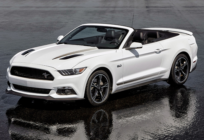 2016 Ford Mustang Gt Convertible California Price And Specifications