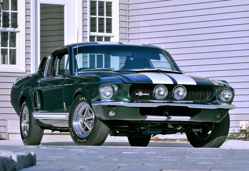 Price of 1967 ford mustang shelby gt500