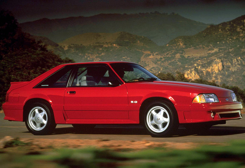 Mustang 5.0 Hp >> 1987 Ford Mustang Cobra GT 5.0 - specs, photo, price, rating