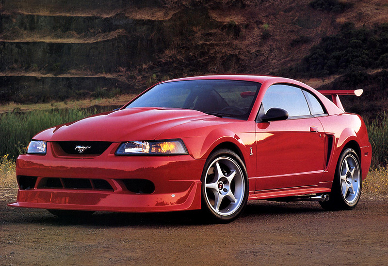 2005 Ford Mustang Coupe >> 2000 Ford Mustang SVT Cobra R - specs, photo, price, rating