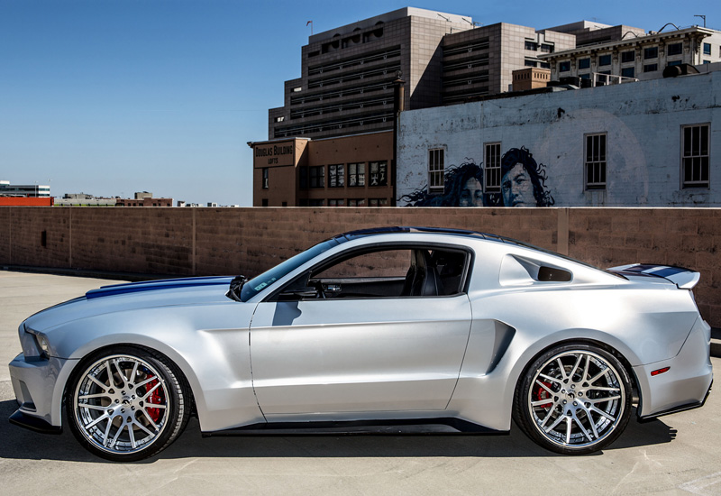 2013 Ford Mustang Shelby GT500 NFS Edition ...