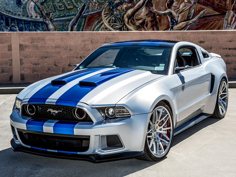 Ford Mustang Super Snake >> 2013 Ford Mustang Shelby GT500 NFS Edition - specs, photo ...