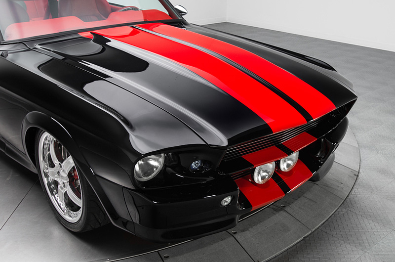 2013 Ford Ultimate Mustang GT 545 (1967) Pro-Touring RK Motors