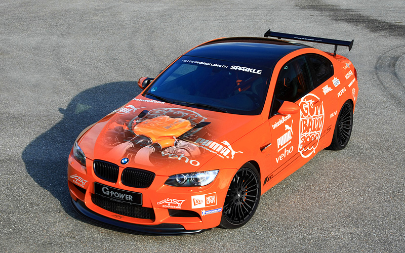 2013 BMW M3 GTS G-Power SK II Sporty Drive CS