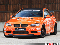 2013 BMW M3 GTS G-Power SK II Sporty Drive CS = 323 kph, 650 bhp, 4.1 sec.