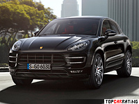 2014 Porsche Macan Turbo