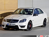 2011 Mercedes-Benz C 63 AMG Performance Package (W204)
