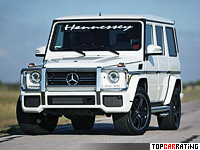 2014 Mercedes-Benz G 63 AMG Hennessey HPE700