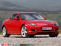 2003 Mazda RX-8 High Power