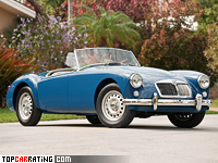 1958 MG A Twin-Cam