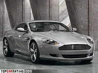 2008 Aston Martin Db9 Price And Specifications