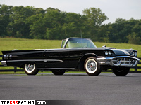 1960 Ford Thunderbird 430 Convertible