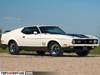 1971 Ford Mustang Mach 1 429 Cobra Jet