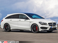2015 Mercedes-AMG CLA 45 4Matic Shooting Brake (X117)