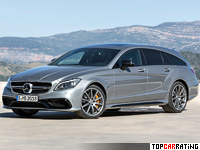 CLS 63 AMG Shooting Brake S-Model 4Matic (X218)