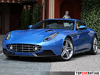 2015 Ferrari Berlinetta Lusso by Touring