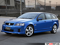 2008 Holden Commodore SS-V Sportwagon (VE)