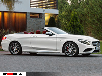 2016 Mercedes-AMG S 63 Cabriolet 4Matic (A217)