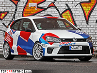2016 Volkswagen Polo R WRC Wimmer RS