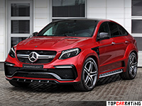2016 Mercedes-AMG GLE 63 S Coupe TopCar Inferno (C292)