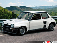 1983 Renault 5 Turbo 2