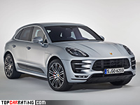 2016 Porsche Macan Turbo Performance Package
